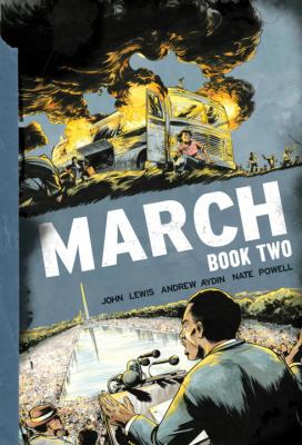 march book 2 book cover