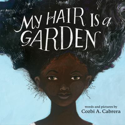 my hair is a garden book cover