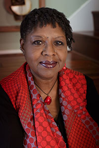 author Nikki Grimes