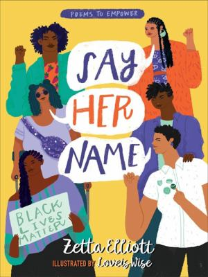 say her name book cover