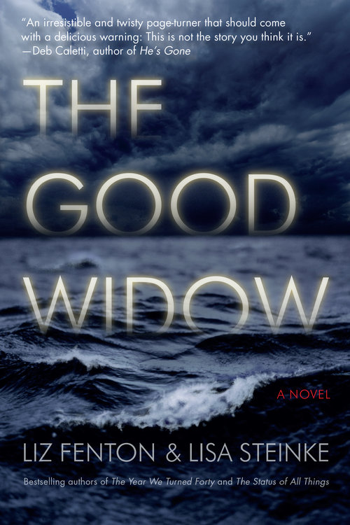 the good widow book cover