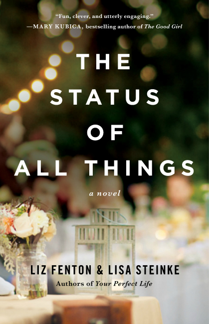 the status of all things book cover