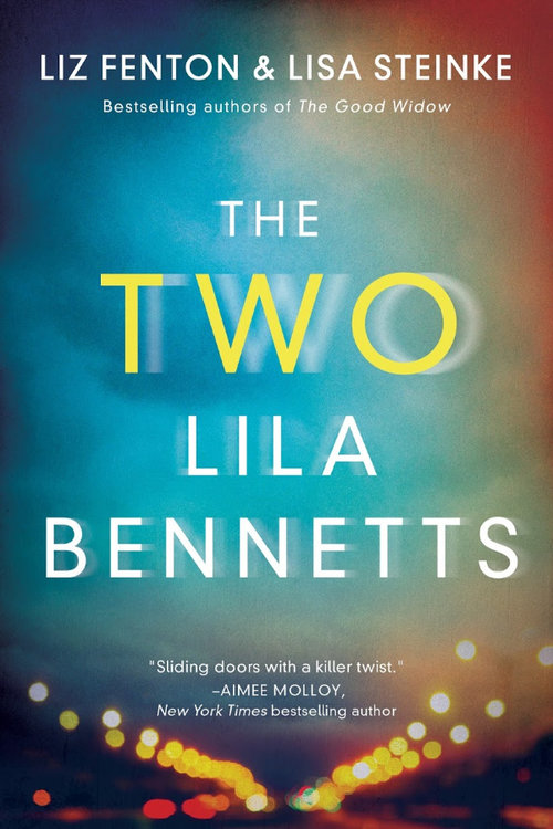 the two lila bennetts book cover