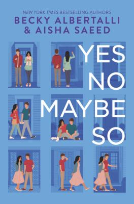 yes no maybe so book cover