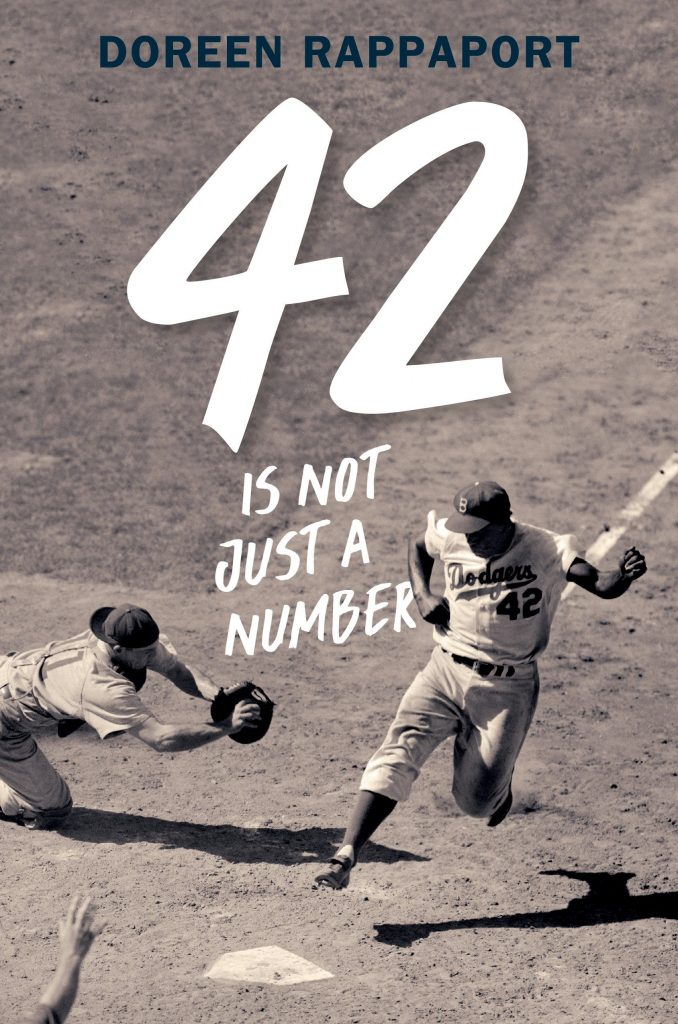 42 is not just a number book cover