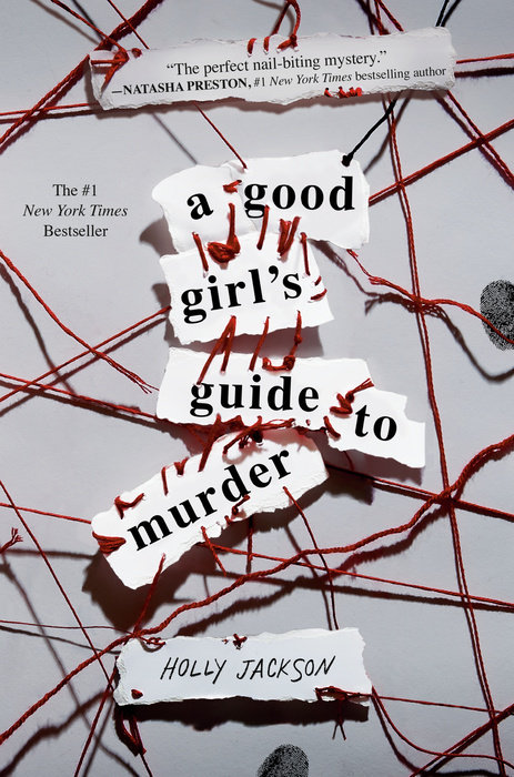 a good girl's guide to murder book cover