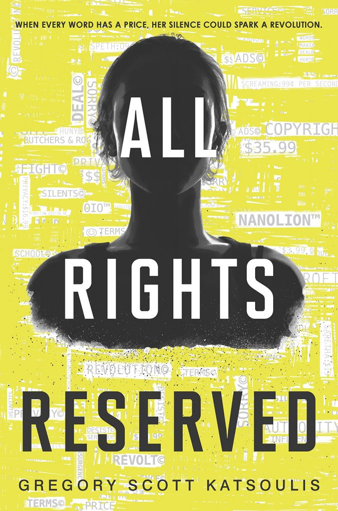 all rights reserved book cover