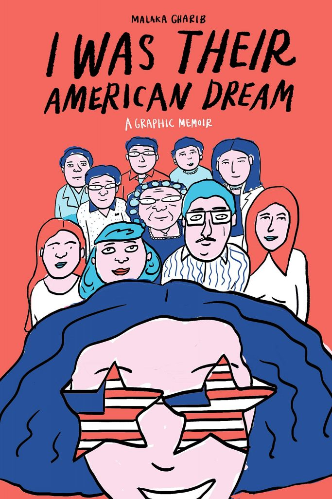 I was their American dream book cover