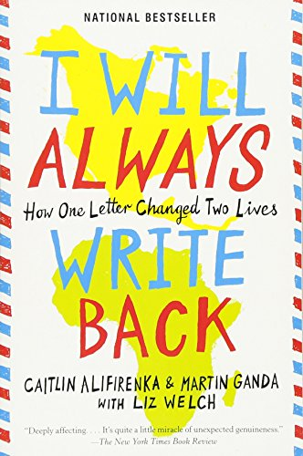 I will always write back: How one letter changed two lives book cover