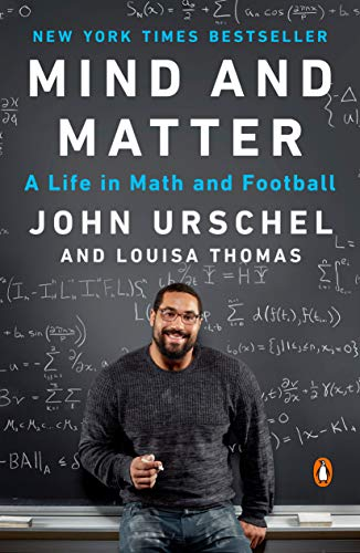 mind a matter: life in math and football book cover