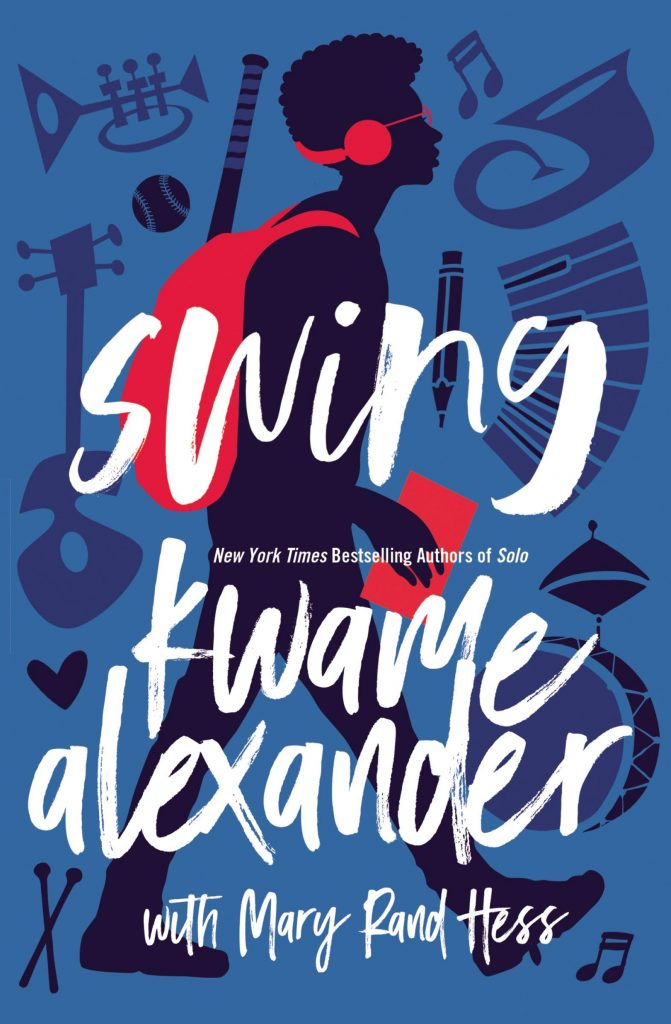 swing book cover