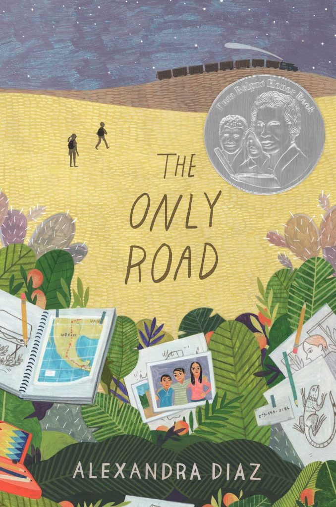 the only road book cover