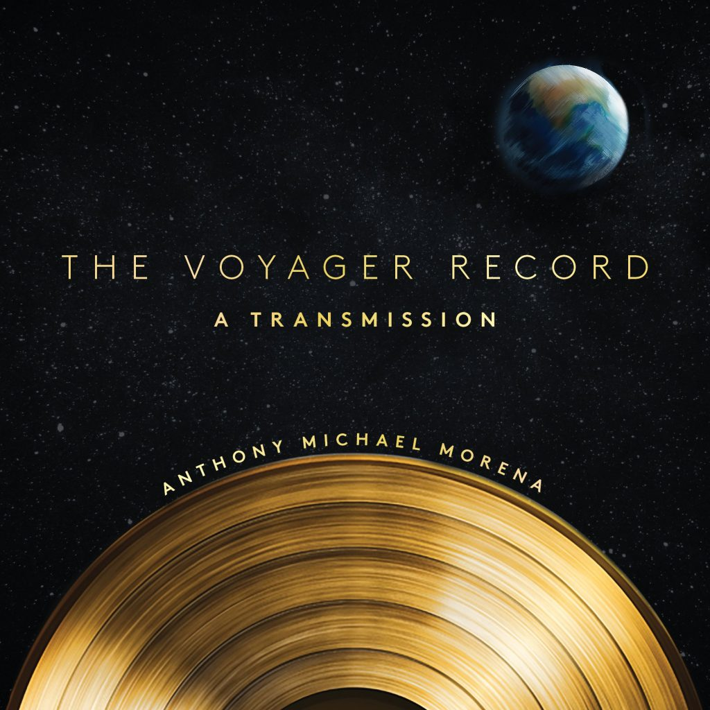 the voyager record: a transmission book cover