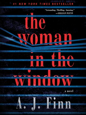 The Woman in the Window book cover