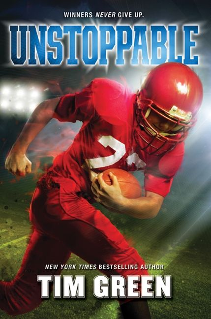 unstoppable book cover