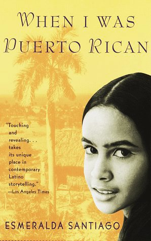 when I was Puerto Rican book cover