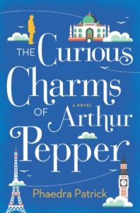 the Curious Charms of Arthur Pepper book cover