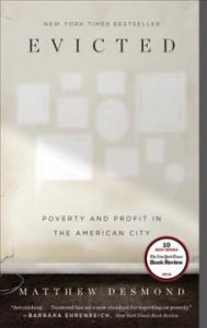 Evicted: Poverty and Profit in The American City book cover