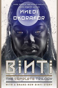 Binti: The Complete Trilogy book cover