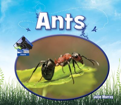 Ants book cover