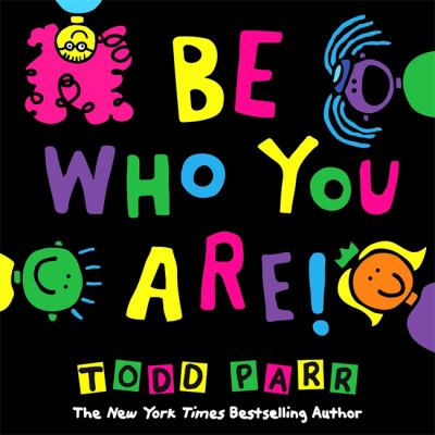 Be Who You Are book cover