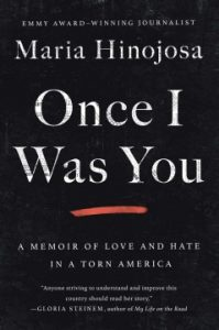 Once I Was You book cover