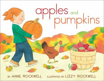 Apples and Pumpkins book cover
