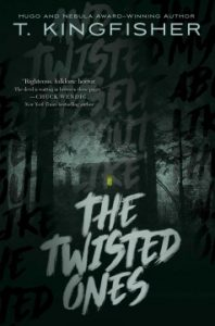 The Twisted Ones book cover