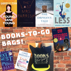 Books To Go Bags!