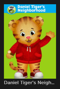 daniel tiger's neighborhood book cover