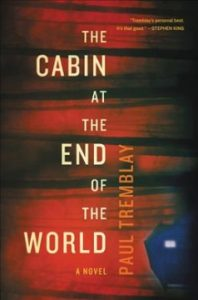 The Cabin at the End of the World book cover