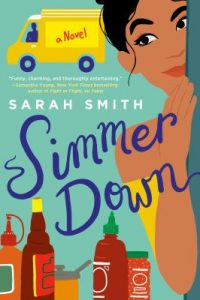 Simmer Down book cover