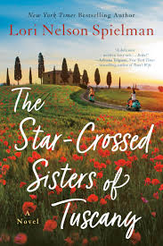The Star-Crossed Sisters of Tuscany book cover