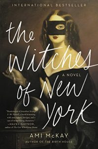 The Witches of New York book cover