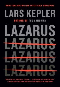 Lazarus book cover