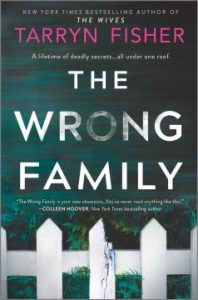The Wrong Family book cover