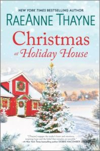 Christmas at Holiday House book cover