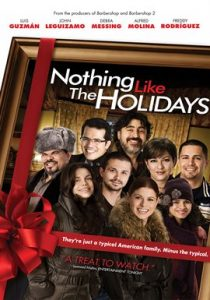 Nothing like the Holidays DVD cover