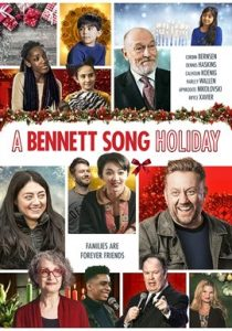A Bennett Song Holiday DVD cover