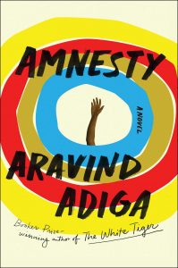 Amnesty book cover