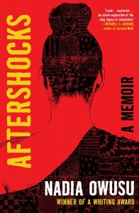 Aftershock book cover