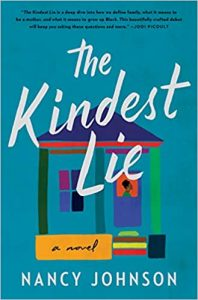 The Kindest Lie book cover