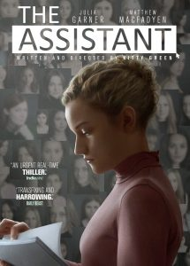The Assistant DVD cover