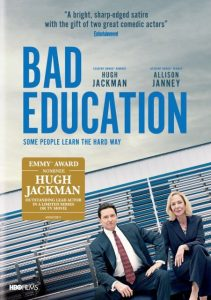 Bad Education DVD cover