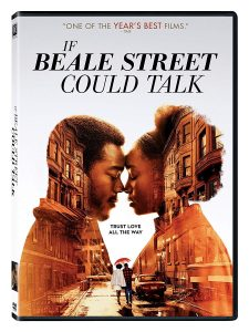 If Beale Street Could Talk DVD cover