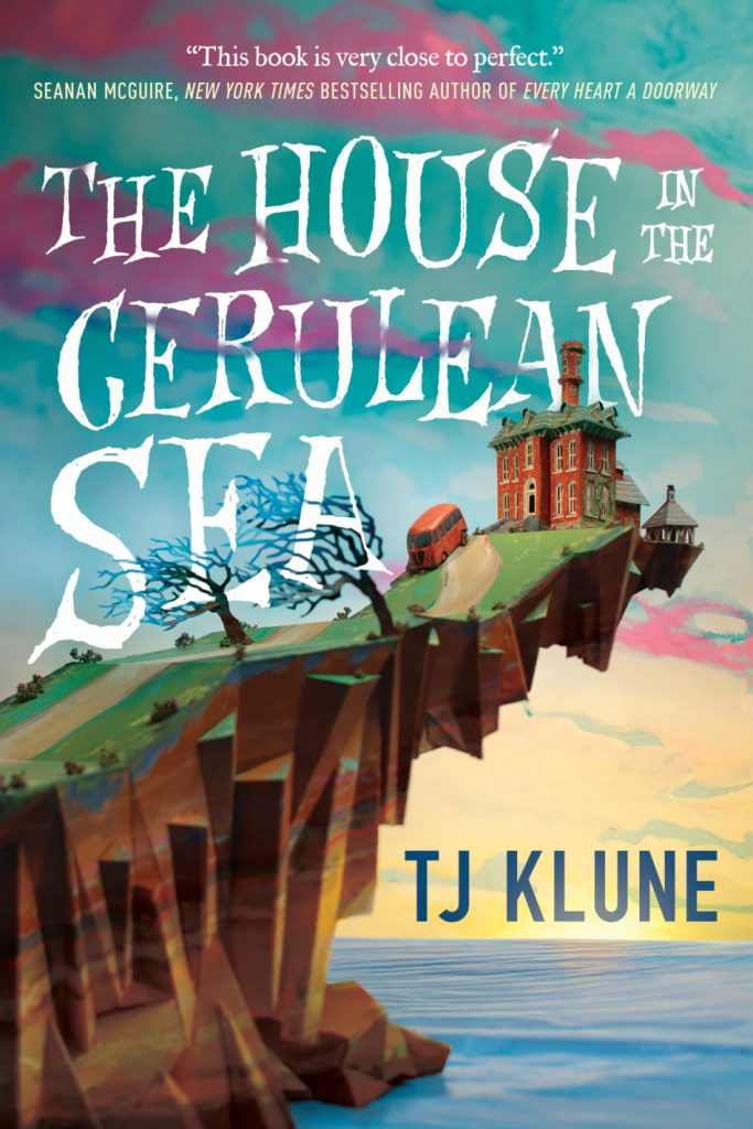 House in the Cerulean Sea book cover
