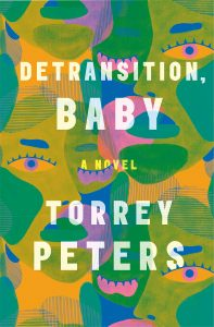 Detransition, Baby book cover