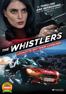 The Whistlers DVD cover