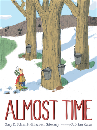 Almost Time book cover