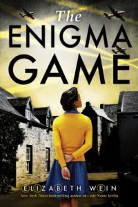 Enigma Game book cover